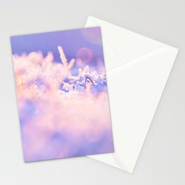 Cold dreams Stationery Cards