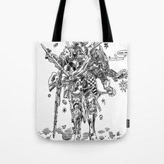 Knight (Ascension) Tote Bag