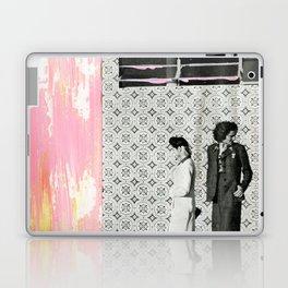 The Pink House Laptop & iPad Skin