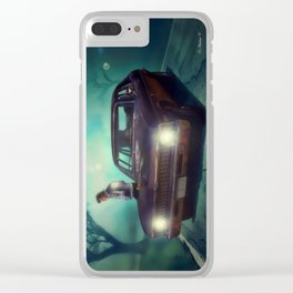 100% Death Proof Clear iPhone Case
