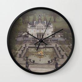 King Ludwig's little loft Wall Clock