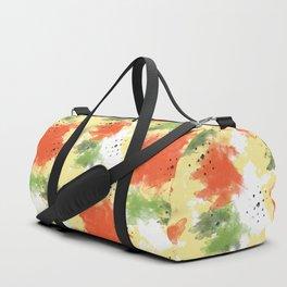 Watermelon Explosion #society6 #watermelon Duffle Bag