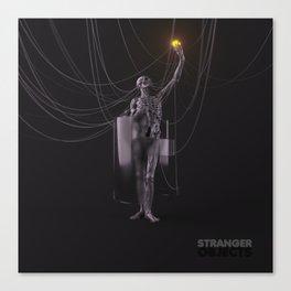 Stranger Objects 12.02.2018 Canvas Print