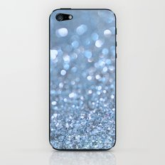 Baby Baby Blue iPhone & iPod Skin