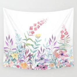 Sweet Spring Meadow Wall Tapestry