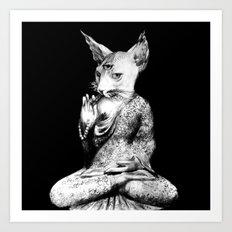 ZINZIN Art Print