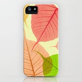 happy autumn iPhone Case