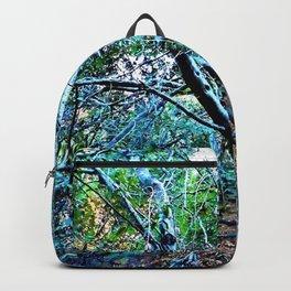 """""""Hillside Trees at Dusk"""" Backpack"""