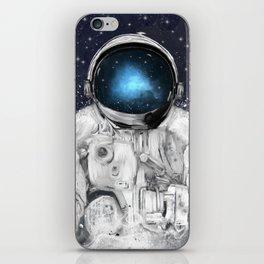 space adventurer iPhone Skin
