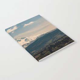 Mountain Valley Pacific Northwest - Nature Photography Notebook