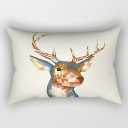 Deer Jean, Rectangular Pillow