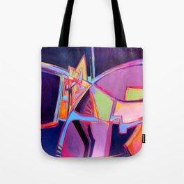 Fractal Gears Tote Bag