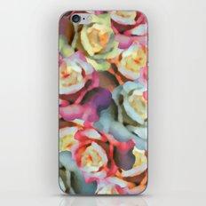 Technicolor Petal   Floral iPhone & iPod Skin