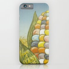 Have a Corny Time Slim Case iPhone 6s