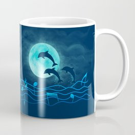 Ocean Symphony Coffee Mug