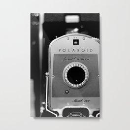 Polaroid 150 Metal Print