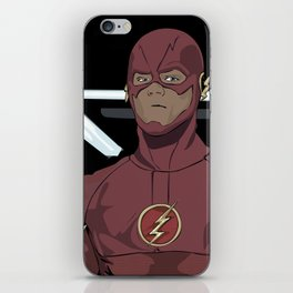 My name is Barry Allen iPhone Skin