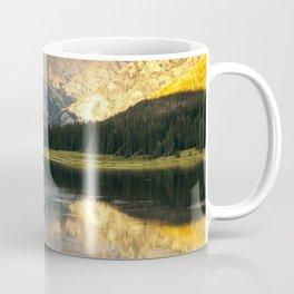 Its the little things, Piney Lake Colorado Coffee Mug