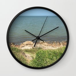 The Gulf of Mexico Wall Clock