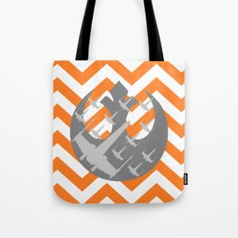 Star Wars Wraith Squadron and Chevrons Tote Bag