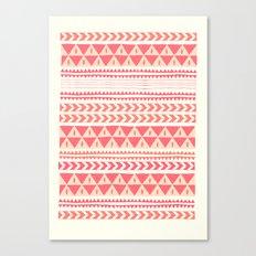 Winter Stripe II Canvas Print