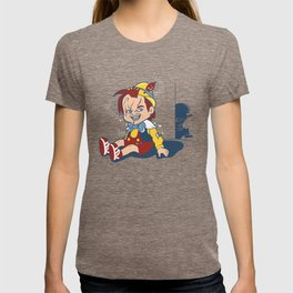 I wanna be a real boy T-shirt