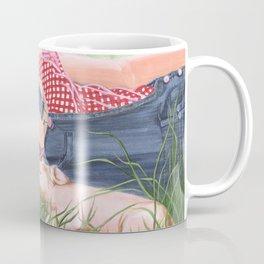 Nap Time Together Coffee Mug