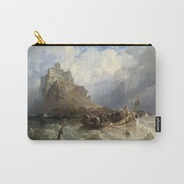 St Michael's Mount, 1830 Carry-All Pouch