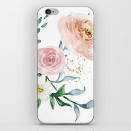 Rose Arrangement No. 1 iPhone Skin