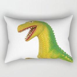 Hong Kong T-Rex Rectangular Pillow