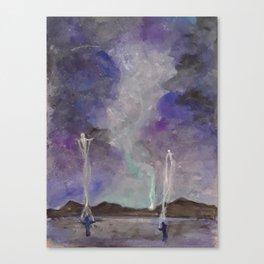 Spirit Walkers Canvas Print