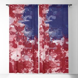 America Graffiti Blackout Curtain