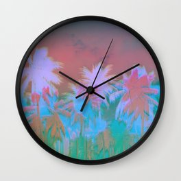 Omadevi III Wall Clock