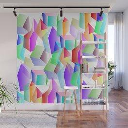 Crystals Wall Mural