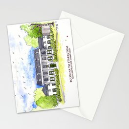 Mississippi State - Scenes Around Campus Stationery Cards