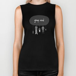 Group Mind Biker Tank