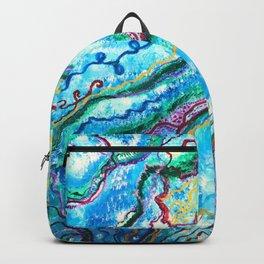 fee blüte Backpack