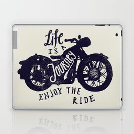 Life is a Journey Laptop & iPad Skin