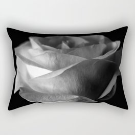 Dark Rose Rectangular Pillow
