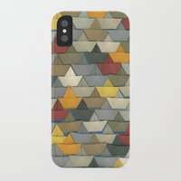 boats iPhone & iPod Cases featuring Boats by GLOILLUSTRATION