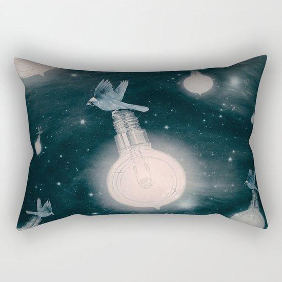 Light the Universe Rectangular Pillow