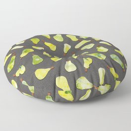 All The Pears Floor Pillow