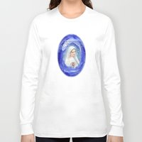 mother Long Sleeve T-shirts featuring Mother by Ibbanez