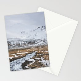 Heading to the Mountains - Landscape and Nature Photography Stationery Cards