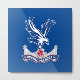 Crystal Palace F.C. Metal Print