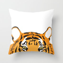 Experience the Future Throw Pillow