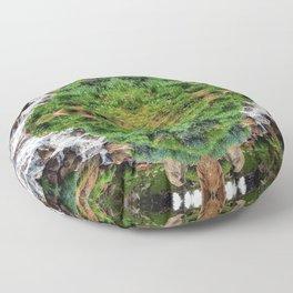 emerald Floor Pillow