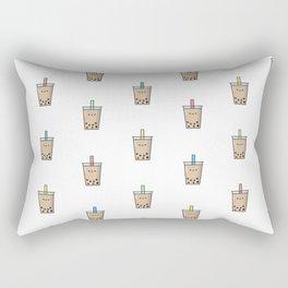 Boba Milk Tea Rectangular Pillow