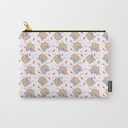 pattern dogs Carry-All Pouch
