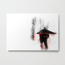An inspiration moment Metal Print